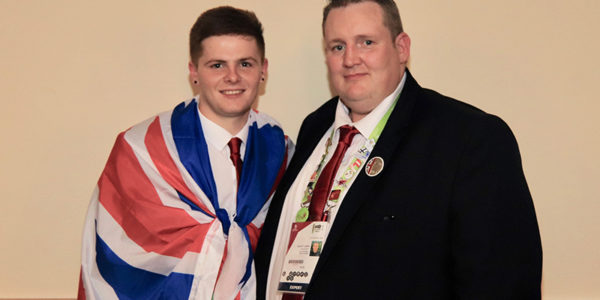 Tom Lewis and Gareth Jones