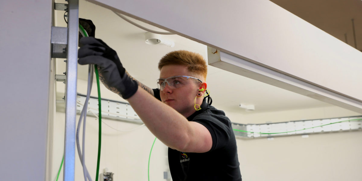Thomas Lewis will compete at WorldSkills 2019