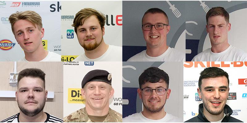 SkillELECTRIC 2019 UK finalists
