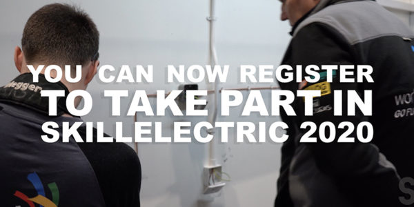 Register for SkillELECTRIC 2020